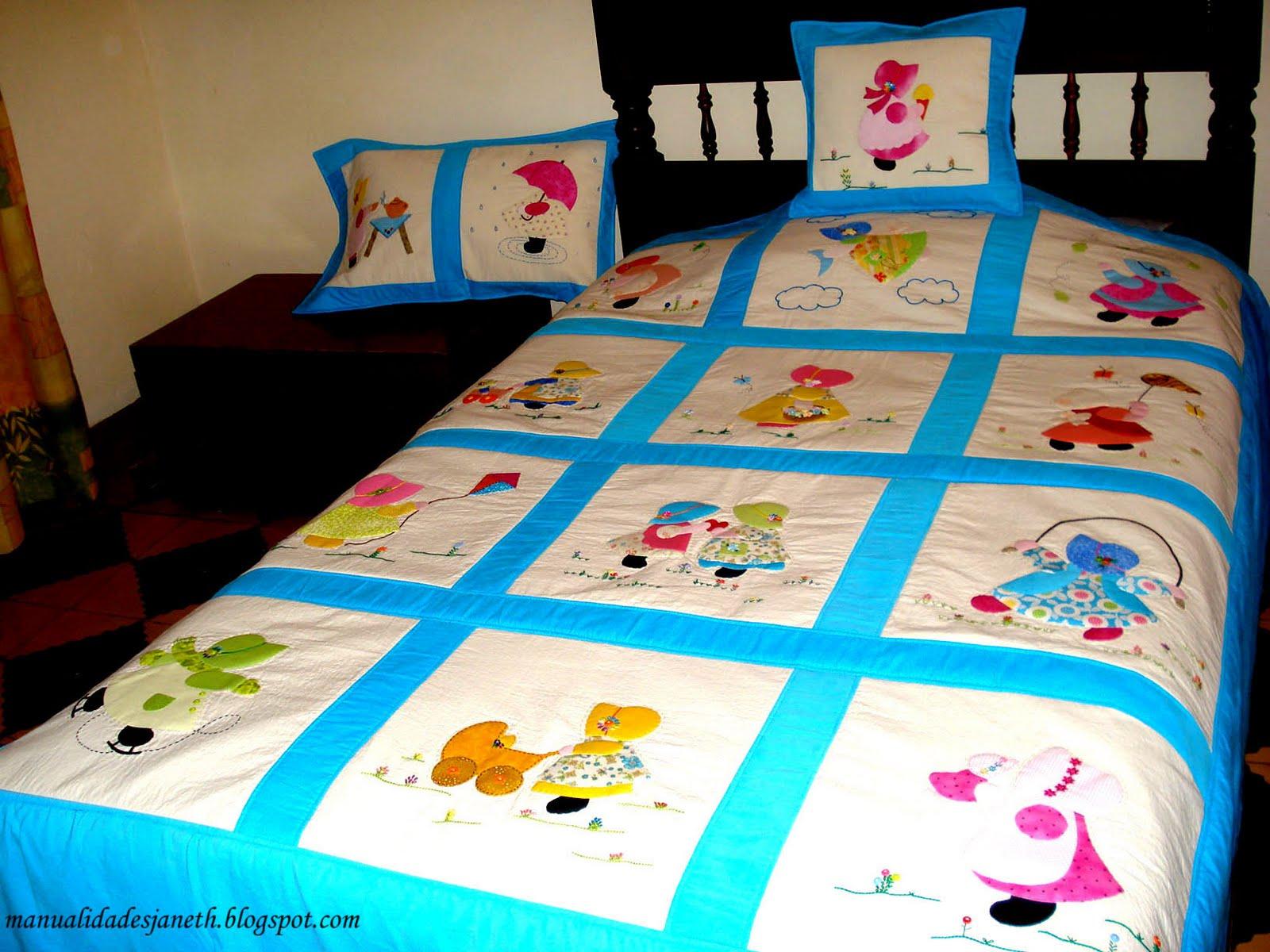 Manualidades janeth mu ecas de tela - Dibujos para cabeceros de cama ...