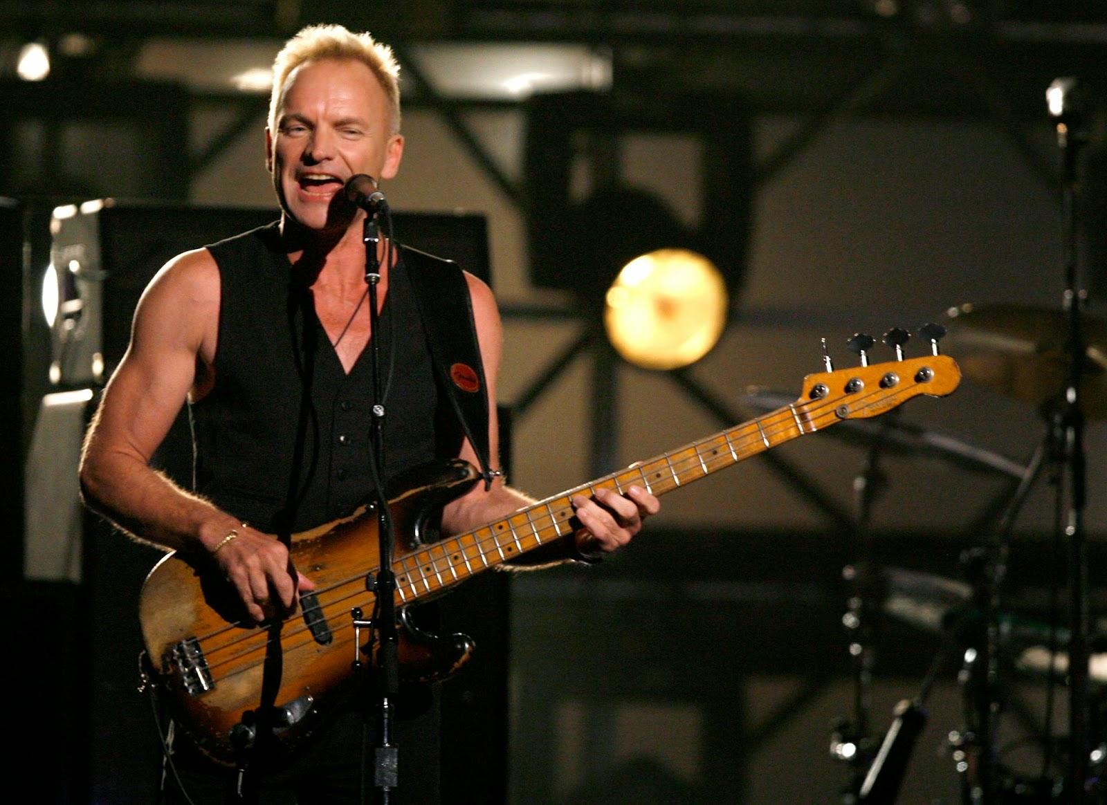 Sting concierto en Quito
