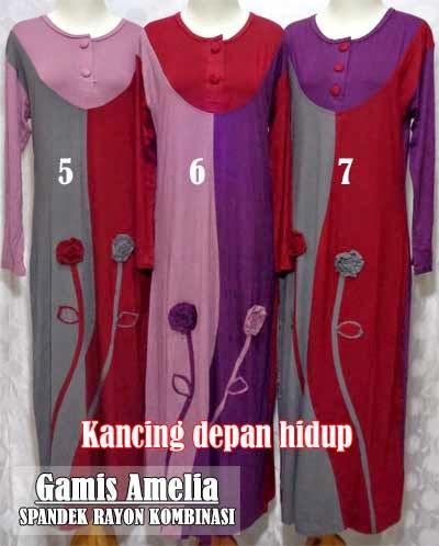 Celana Panjang Wanita Grosir Baju Muslim Murah Jual