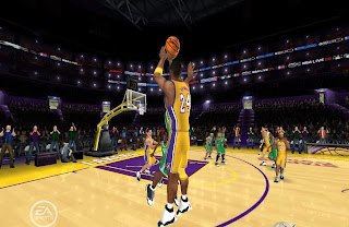 NBA LIVE 2003 on your Galaxy Y