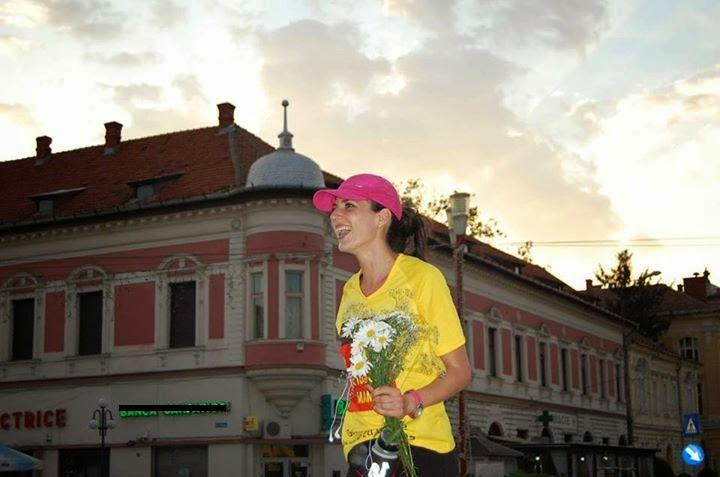 Diana Crăiniceanu, despre cum alergarea îţi poate salva viaţa. Lugoj