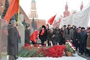 Stalinen jaiotzaren urteurrenean