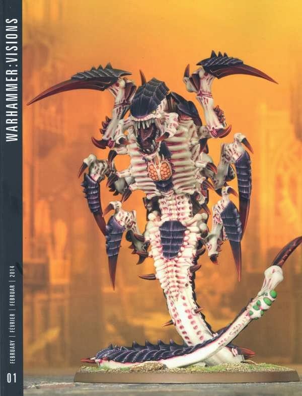 Warhammer: Visions, número 1