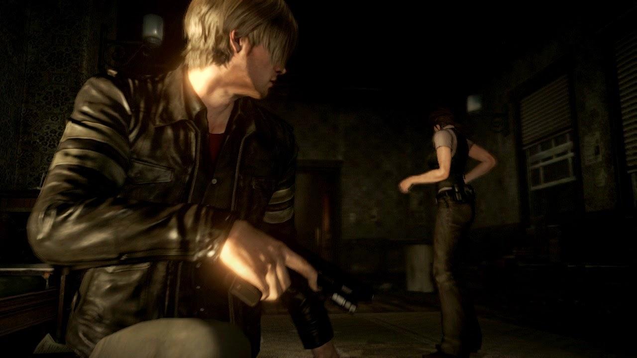 Resident Evil 6 Xbox 360 screenshots