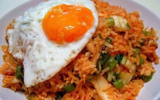 Resep Nasi Goreng Spesial Yang Enak