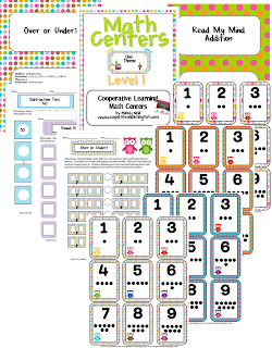 , Hump Day Sale-Math Centers-CCSS aligned
