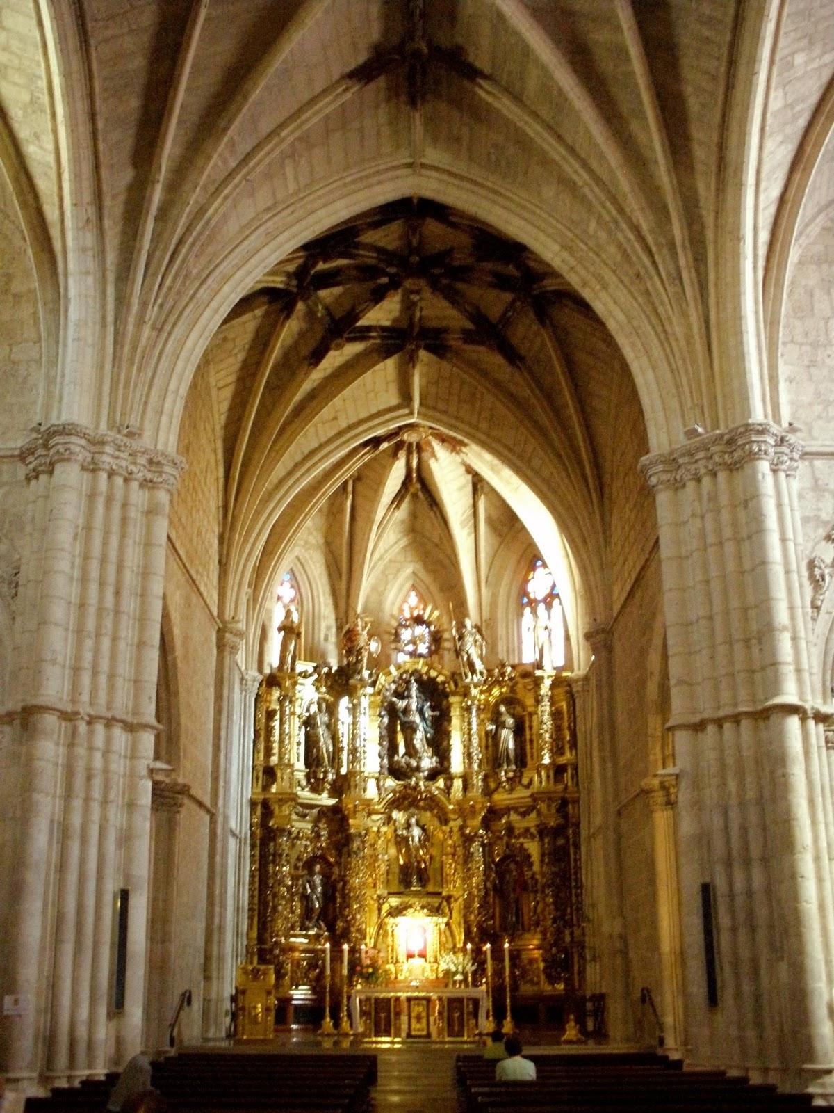 Lugares sacros convento de santa clara de palencia for Oficina de turismo de palencia