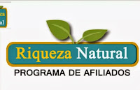Riqueza Natural - Programa de afiliados Marketing Multinível
