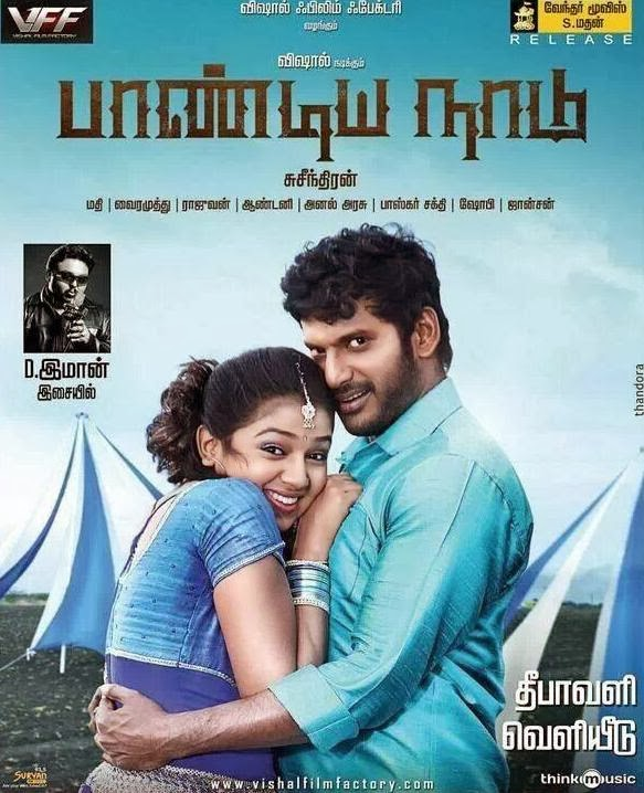Watch Pandiya Nadu (2013) Tamil High Quality HD DVDRip Watch Online Full Movie For Free Download