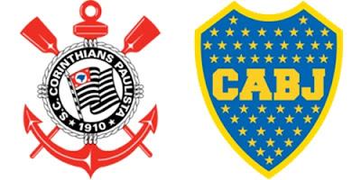 Jogo ao vivo Corinthians x Boca Juniors 2012