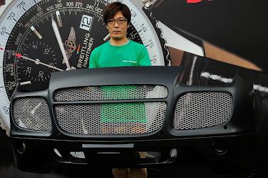 PORSCHE 955  Cayenne Turbo  GT グリルの発売です。