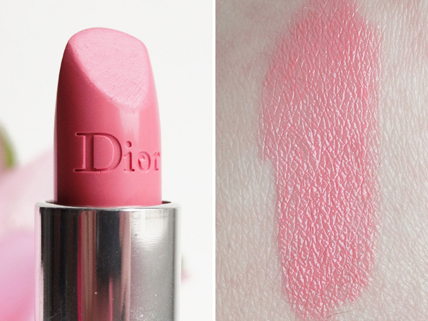 Souvent Beauty & Gibberish: Rouge Dior Nude Swan : mon rouge à lèvres rose  KF62