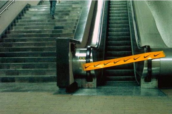 Advertising of Nike