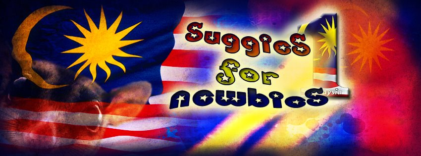 Suggies for Newbies