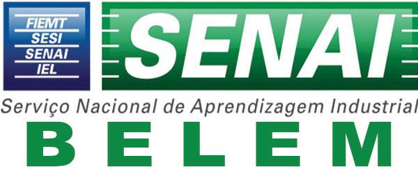Cursos SENAI Belém PA 2014