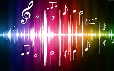 Wallpaper para tablet música