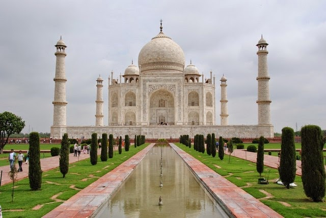 9. Taj Mahal (Delhi, India)