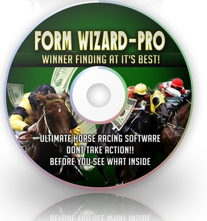 Auto  Racing Systems on Form Wizard Pro Horse Racing Software   Lotto Strategies For Winners
