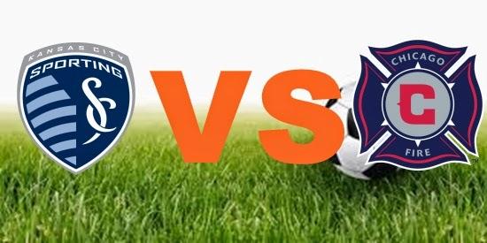 Prediksi Skor Terjitu Kansas City vs Chicago jadwal 7 Juli 2014