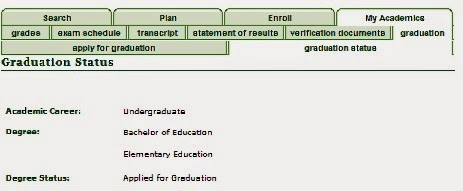Applying for Graduation - UAlberta