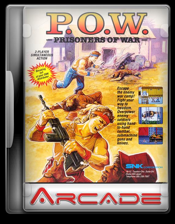 P.O.W. Prisoners Of War (Arcade)