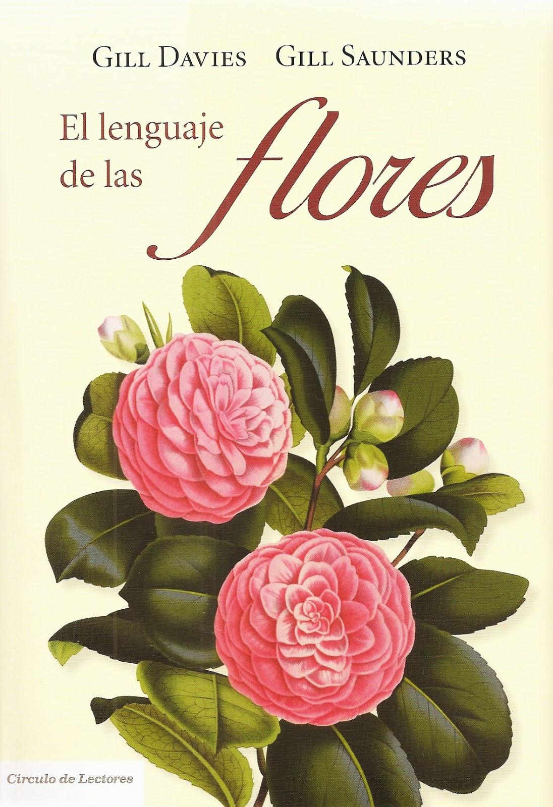 """Trazos en el bloc: """"EL LENGUAJE DE LAS FLORES"""" de Gill Davies & Gill ..."""