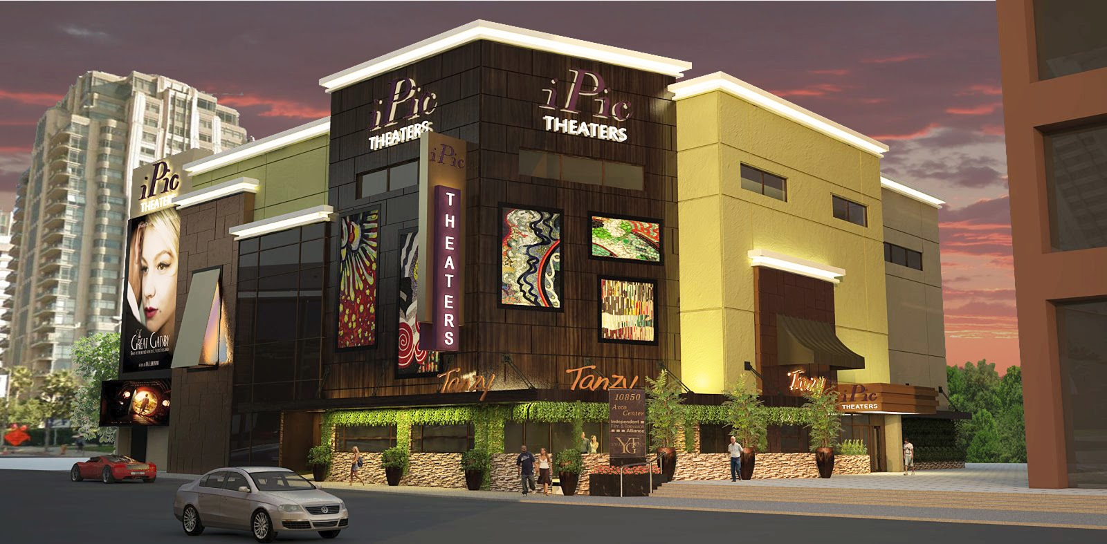 Things To Do In Los Angeles Ipic Theaters In Westwood