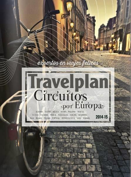travelplan circuitos por europa 2014-15