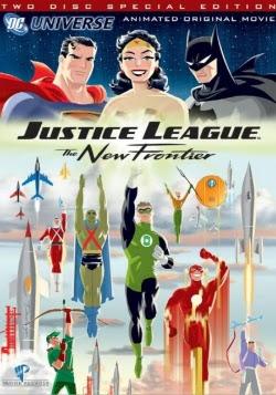 La Liga de la Justicia: La Nueva Frontera – DVDRIP LATINO