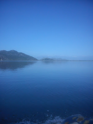 On Lake Skadar, Montenegro