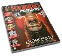 Capa Revista Mundo Estranho – Agosto de 2011   Ed. 114