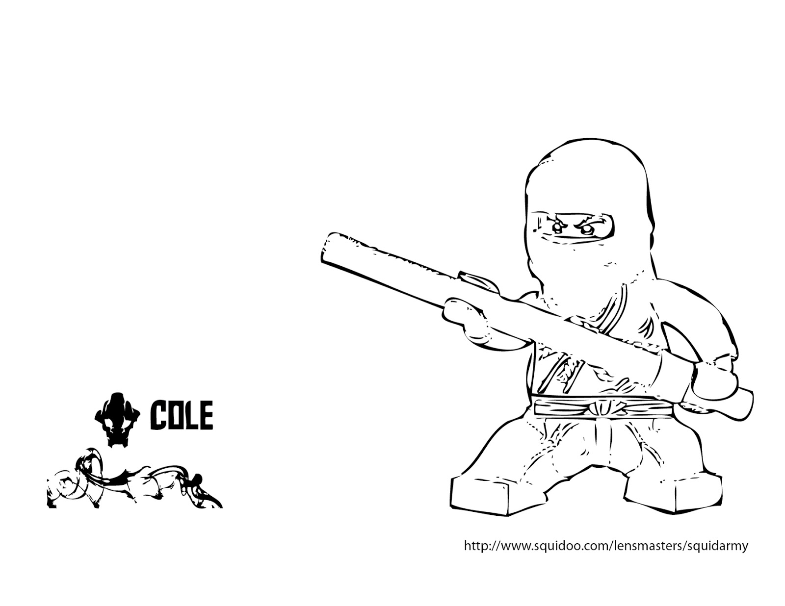 Hero Factory Coloring Page - Democraciaejustica