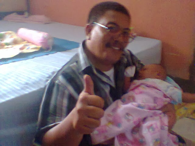 Papa dan Gisyel