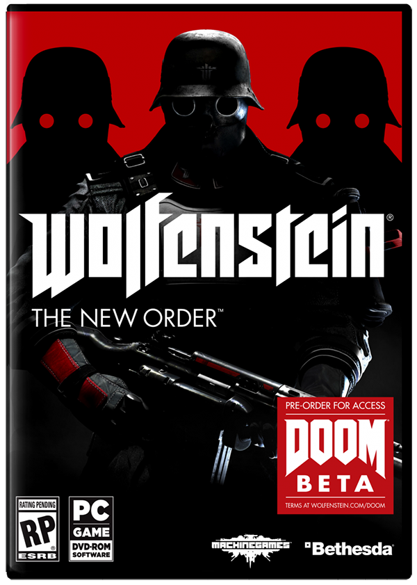 Wolfenstein The New Order - Reloaded 2014
