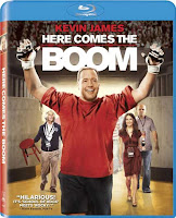 Here Comes the Boom Blu-Ray Artwork