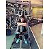 (10 Gambar) SADO!!! Koleksi Badan Artis Lelaki Malaysia Semasa Bermain Gym! Jangan Terkejut Lihat Badan Aaron Aziz