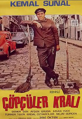 copculer krali film posteri