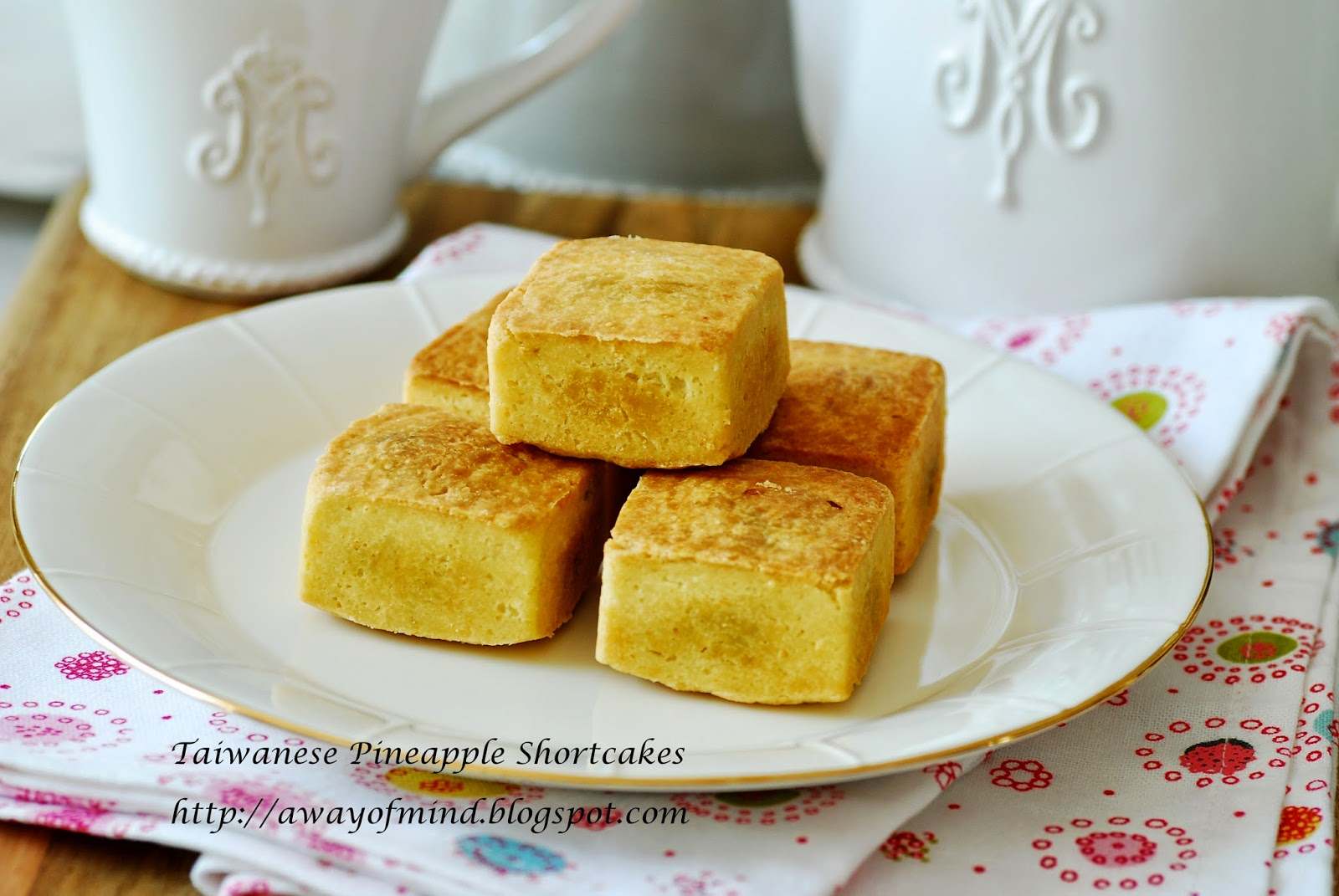 ... Bakery House: Taiwanese Pineapple Shortcakes 台式凤梨酥