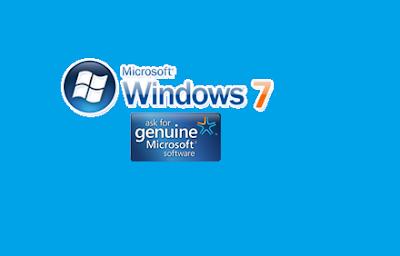 Cara aktivasi windows 7, aktivasi windows 7 agar full version, cara membuat windows 7 menjadi genuine, cara agar windows 7 menjadi asli, aktivasi windows 7, windows loader, windows 7 loader terbaru