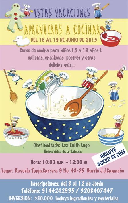 Fundacion Pedagogica Rayuela Curso De Cocina