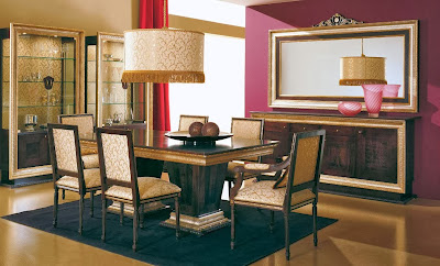 Desain Ruang Makan Minimalis Mewah 2014