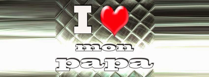 Une couverture facebook fête des pères