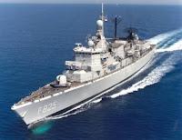 Kortenaer class frigate