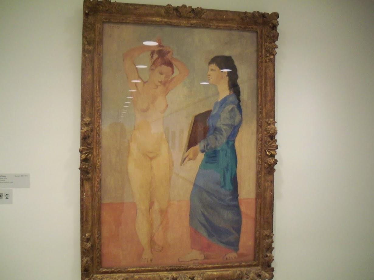 ALBRIGHT KNOX MUSEUM BUFFALO NY