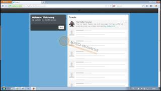 Cara Membuat Twitter, Cara Daftar Twitter