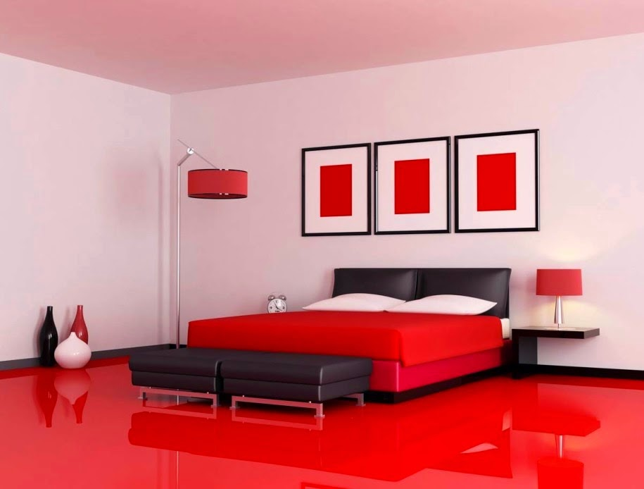 red. Interior Design Ideas. Home Design Ideas