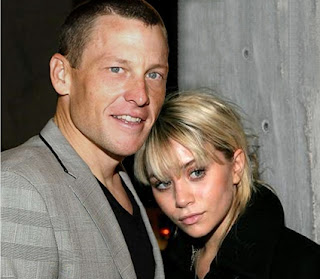 ashley olsen is dating lance armstrong