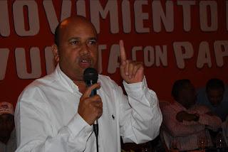 """Vinicio Arroyo asegura """"Sector Externo es la fuerza motora que dará triunfo a Hipólito Mejía"""""""