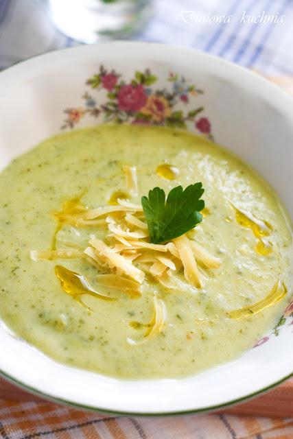 zupa z cukinii, krem z cukinii, zupa krem z cukinii, cukiniowa, zupa cukiniowa, zupa z cukinią, przepis na zupę z cukinii
