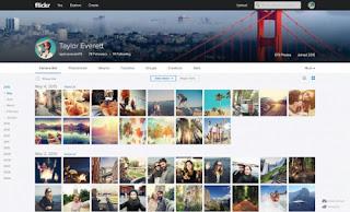 Yahoo Perbarui 3 Fitur Terbaru Flickr